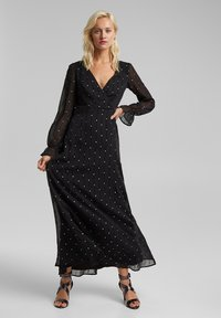 Esprit Collection - Maxi dress - black - 0