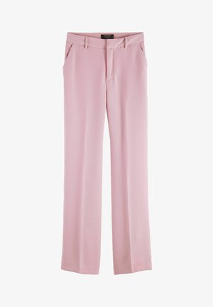 Trousers - purple pink