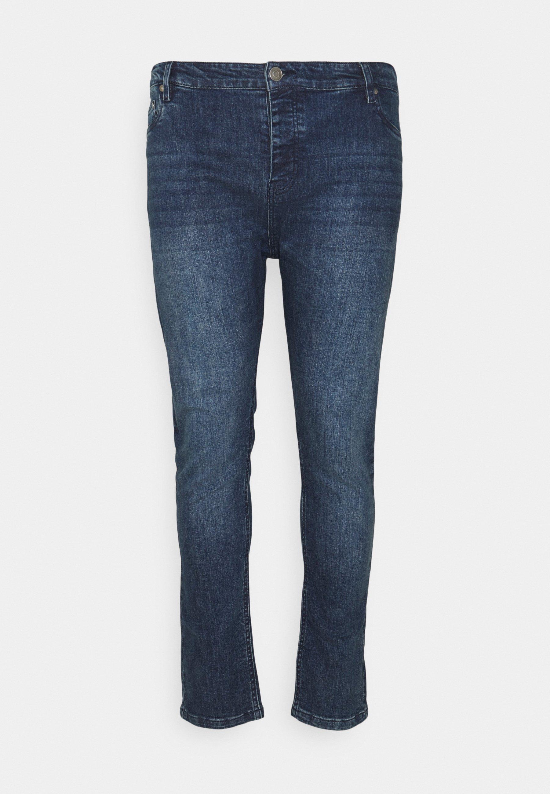 Men MADISON DARK - Slim fit jeans