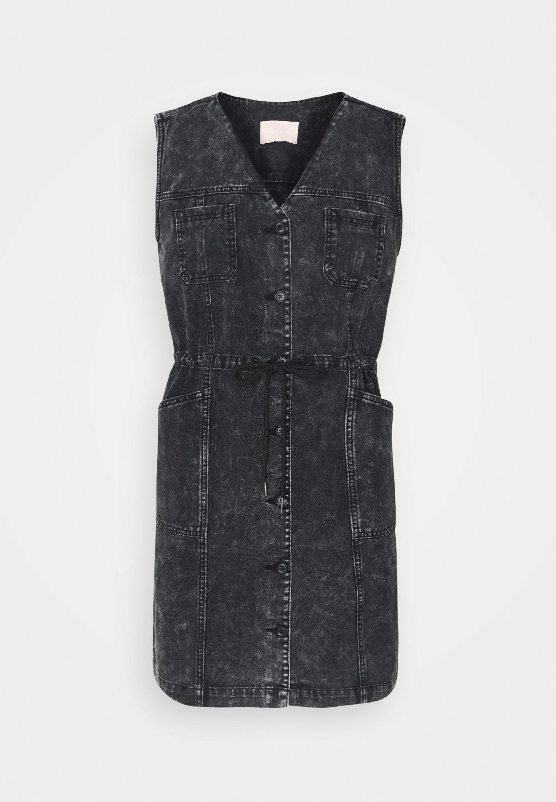 Women EMMA DRESS - Denim dress