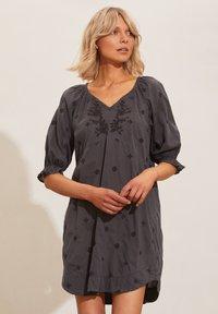 Odd Molly - KATE - Day dress - asphalt - 0
