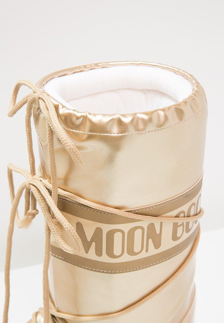 Moon Boot Snowboot/Winterstiefel gold