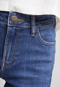 Lee - SCARLETT HIGH - Jeansy Skinny Fit - mid copan - 4