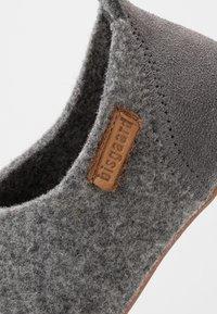 Bisgaard - Pantoffels - grey - 2