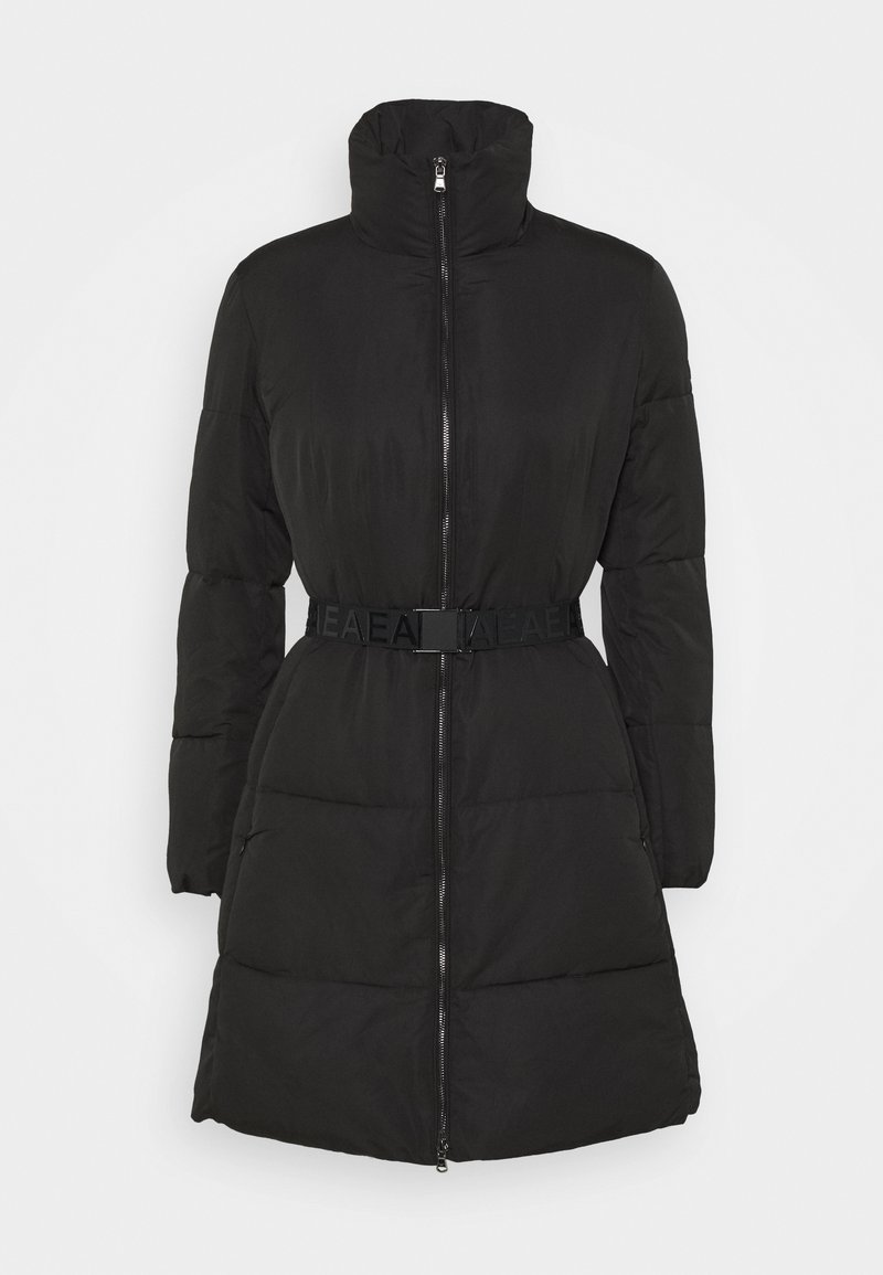 Emporio Armani - COAT - Winter coat - nero