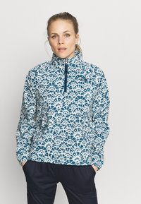 The North Face - PRINTED CLASS WINDBREAKER - Training jacket - blue/grey - 0