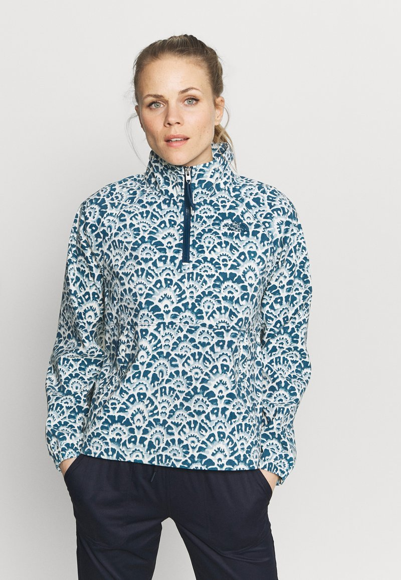 The North Face - PRINTED CLASS WINDBREAKER - Training jacket - blue/grey