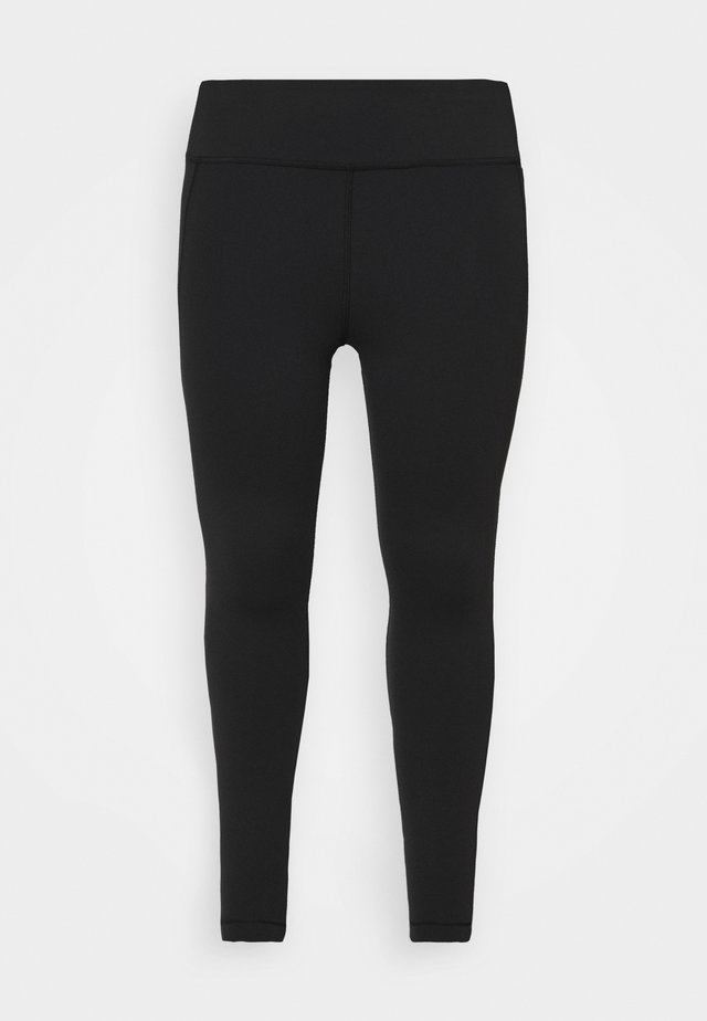 LUX - Collant - black