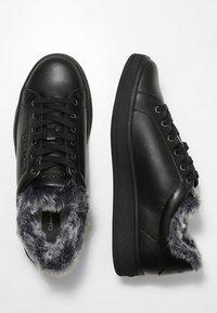 Calvin Klein - SOLEIL  - Sneakers laag - black - 2