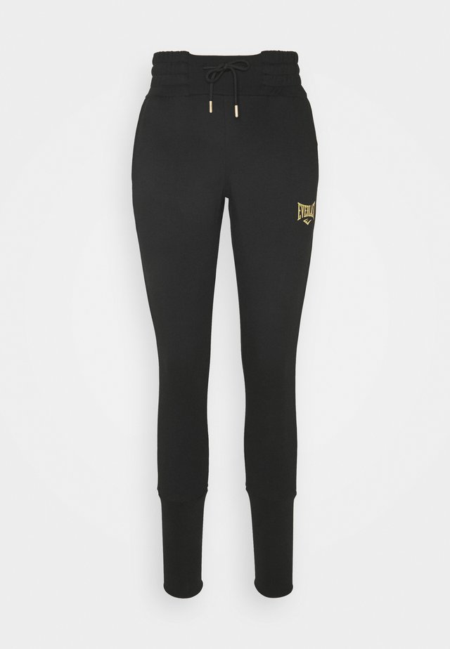 JOG PANTS IRVINE - Trainingsbroek - black