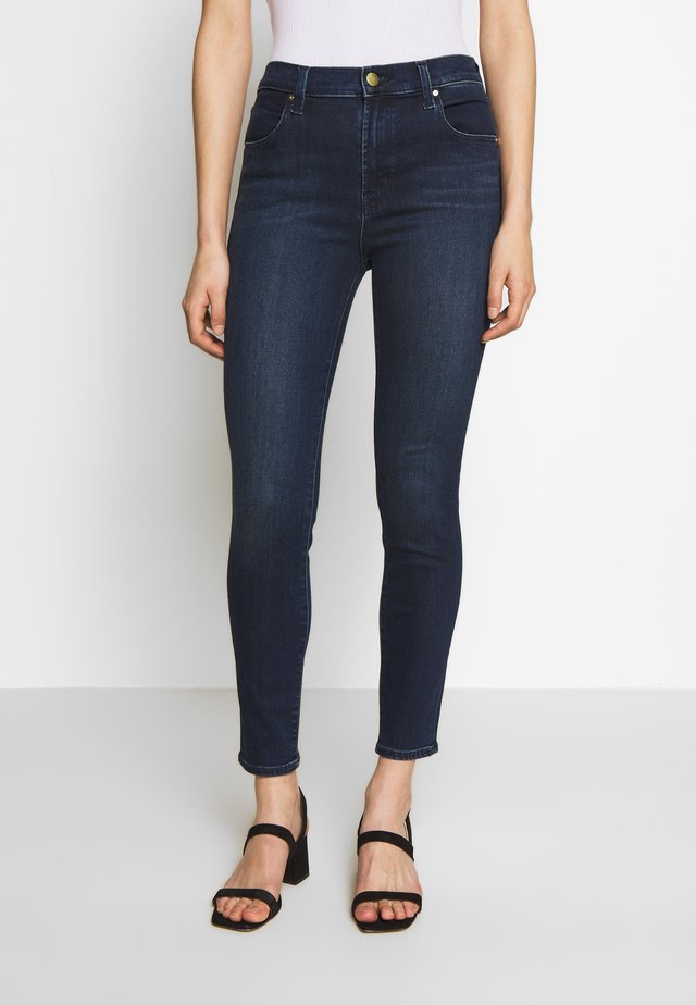 ALANA HIGH RISE CROPPED PANT - Jeans Skinny - fix