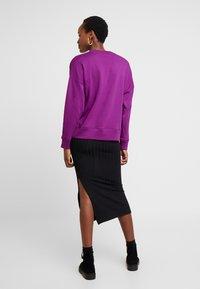 GAP - EXPLODED - Sweatshirt - purple wine - 2