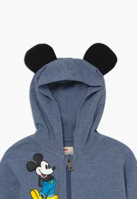 Levi's® - PLAY ALL DAY DISNEY MICKEY MOUSE BABY - Jumpsuit - navy heather - 3