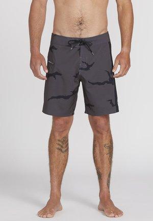DEADLY STONES MOD 18 - Shorts da mare - grey