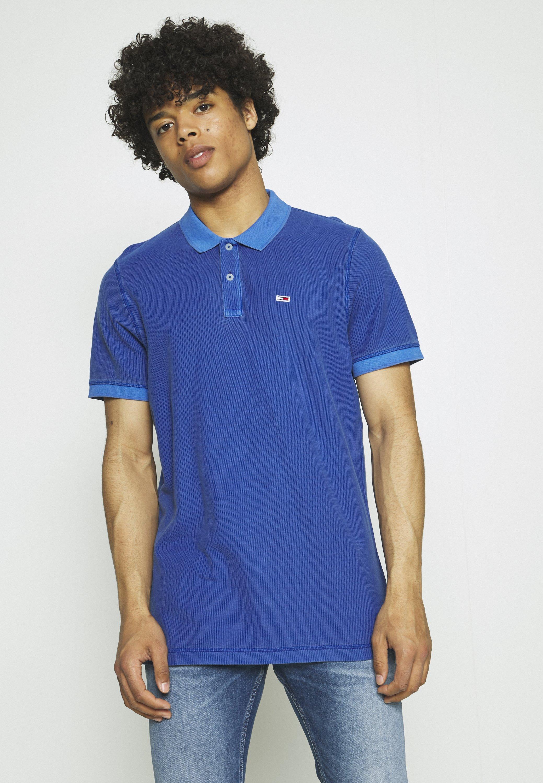 Men GARMENT DYE - Polo shirt