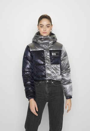 COLORBLOCK  - Giacca invernale - silver