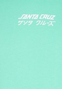 Santa Cruz - OFF HANDO DOT HOOD UNISEX - Hoodie - jade green - 5