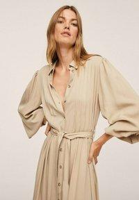 Mango - Maxi dress - lyst/pastell grå - 2
