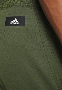 adidas Performance - PANT - Tracksuit bottoms - khaki - 5