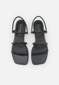 Dorateymur - EASY  - Sandals - black - 4