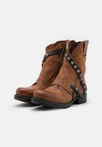 A.S.98 - Classic ankle boots - calvados/testa di moro - 2