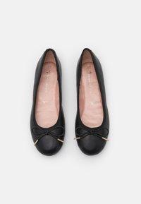 Tamaris - Ballet pumps - black matt - 5