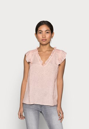 Blouse - chalk pink