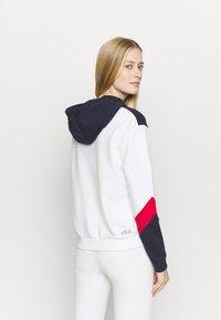 Fila - LACEY - Felpa con cappuccio - bright white - 2