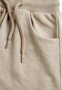 Next - STONE DROP CROTCH - Teplákové kalhoty - beige - 2