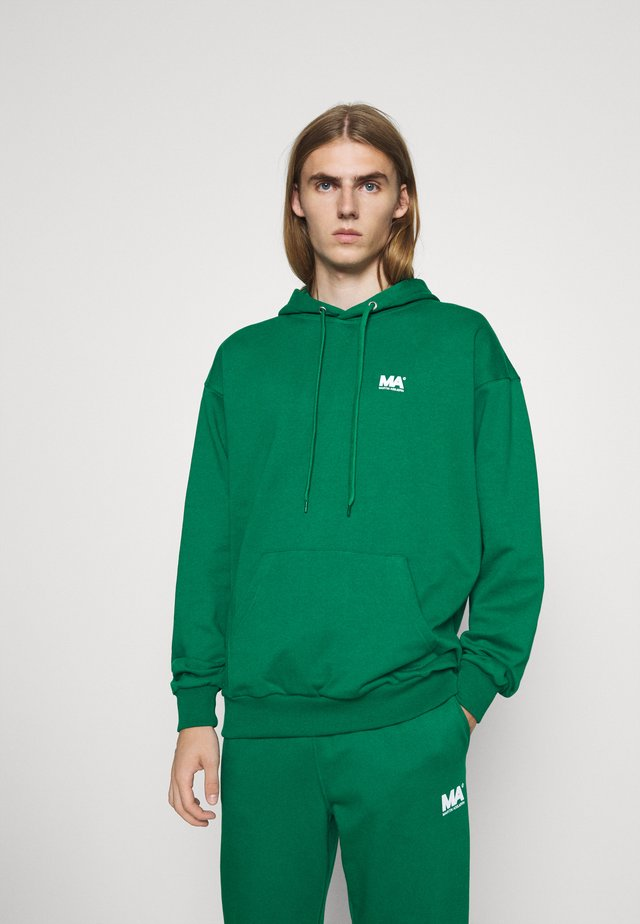 HOODIE  - Sweat à capuche - evergreen
