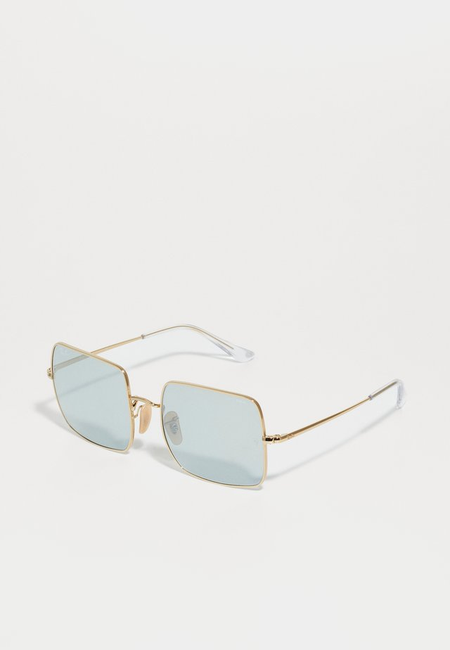 SQUARE - Gafas de sol - shiny gold-coloured