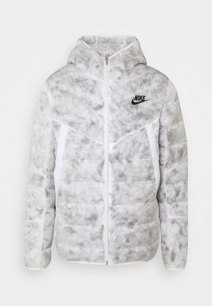 Winter jacket - summit white