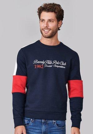 CLASSIC FIT - Sweatshirt - navy