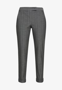 MAX&Co. - CARROZZA - Trousers - grey - 4