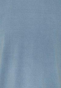 Boglioli - Basic T-shirt - blue denim - 6