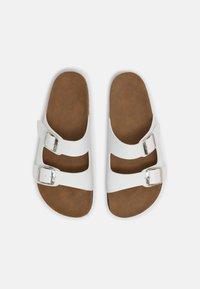 Trendyol - ROSE - Slippers - white - 4