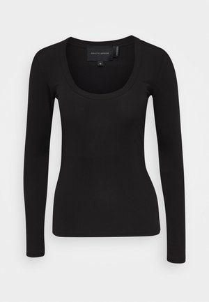 INDY - Long sleeved top - black