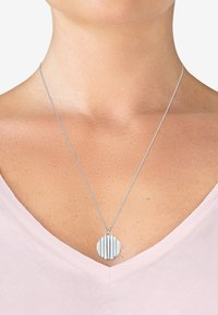 Elli - GEO TREND - Necklace - silver-coloured - 1
