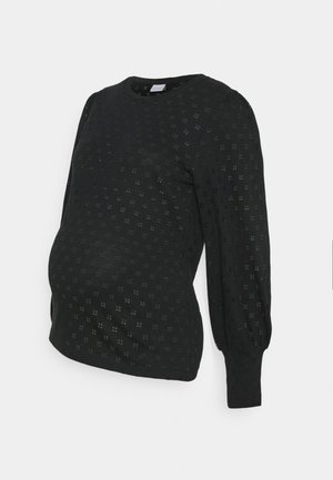 MLJOANNA  - Long sleeved top - black