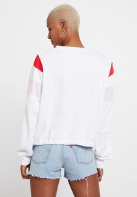 Levi's® - FLORENCE CREW - Sweatshirt - white - 2