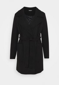 Fashion Union - BOXER - Classic coat - black - 0