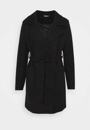BOXER - Classic coat - black