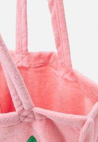 Fiorucci - LA PESCA TOWELLING TOTE BAG UNISEX - Tote bag - pink - 3