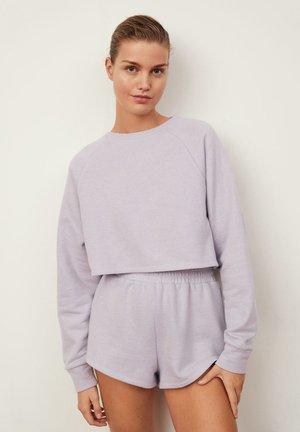 SHORTY - Sports shorts - světle/pastelově purpurová