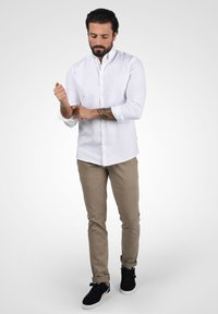 Solid - ALLI - Shirt - white - 1