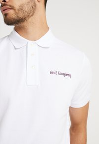 Best Company - BASIC - Polo shirt - bianko - 5