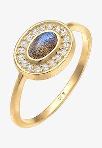 Elli - VINTAGE LABRADORIT  - Ring - gold-coloured - 2