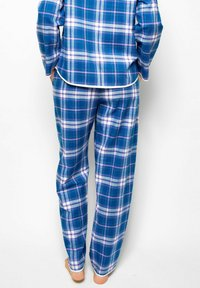 Cyberjammies - Pyjamahousut/-shortsit - blue chks - 2