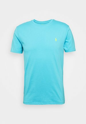 Basic T-shirt - french turquoise