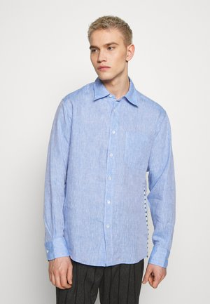 LONG SLEEVE - Camicia - blue